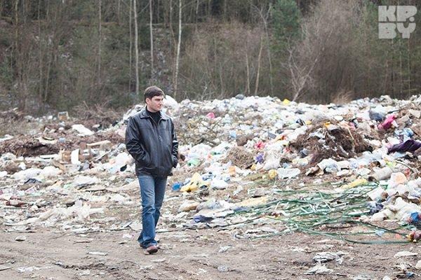 Жители Лидского района: возле наших домов строят мусорный полигон (фото) - фото 1