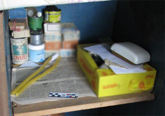 У Жителя Кировоградской области изъято около 3 килограммов пороха и  более 100 патронов. ФОТО (фото) - фото 1