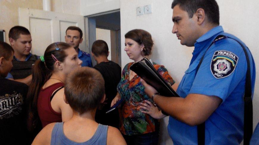 В Краматорском приюте разыскивали пропавшего подростка (ВИДЕО,ФОТО) (фото) - фото 3