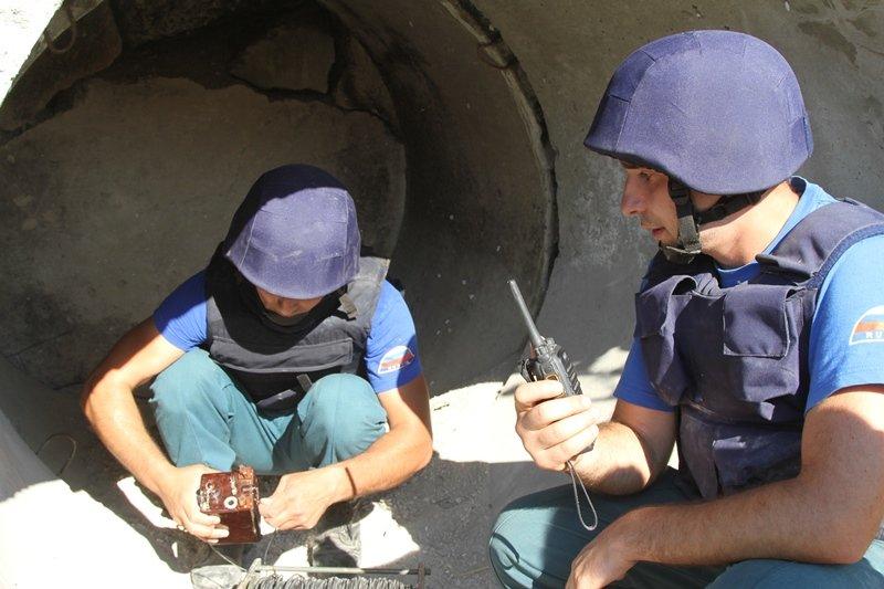 В Севастополе сегодня прогремели взрывы. Спасатели обезвредили 5 бомб времен войны (ФОТО), фото-7