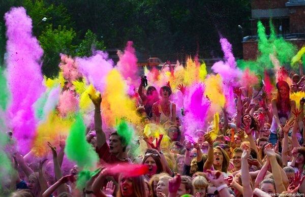 Фестиваль красок Холи ColorFest в Гродно пройдет 22 августа (фото) - фото 1