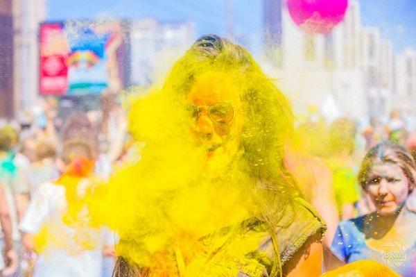 Фестиваль красок Холи ColorFest в Гродно пройдет 22 августа (фото) - фото 2