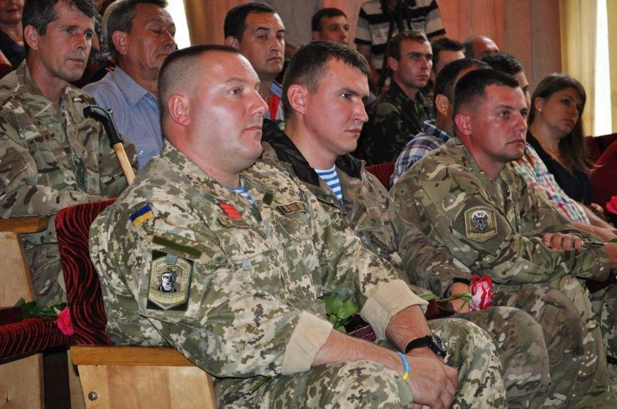 Бойцы Николаевской аэромобилки получили награды «За оборону Донецкого аэропорта» (ФОТО) (фото) - фото 2