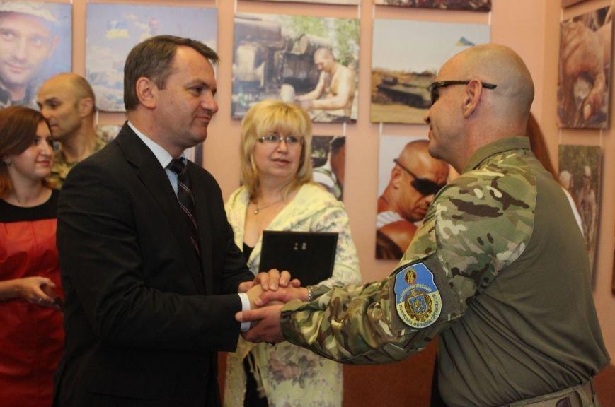 У Львові відзначили волонтерів за допомогу бійцям, які перебувають на передовій (фото) - фото 2