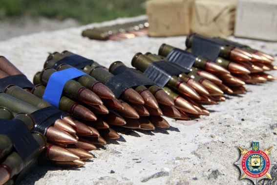 Под Мариуполем задержали мужчину с боеприпасами (ФОТО) (фото) - фото 1
