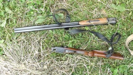 На Львівщині правоохоронці виявили арсенал зброї у приватному помешканні (ФОТО) (фото) - фото 1