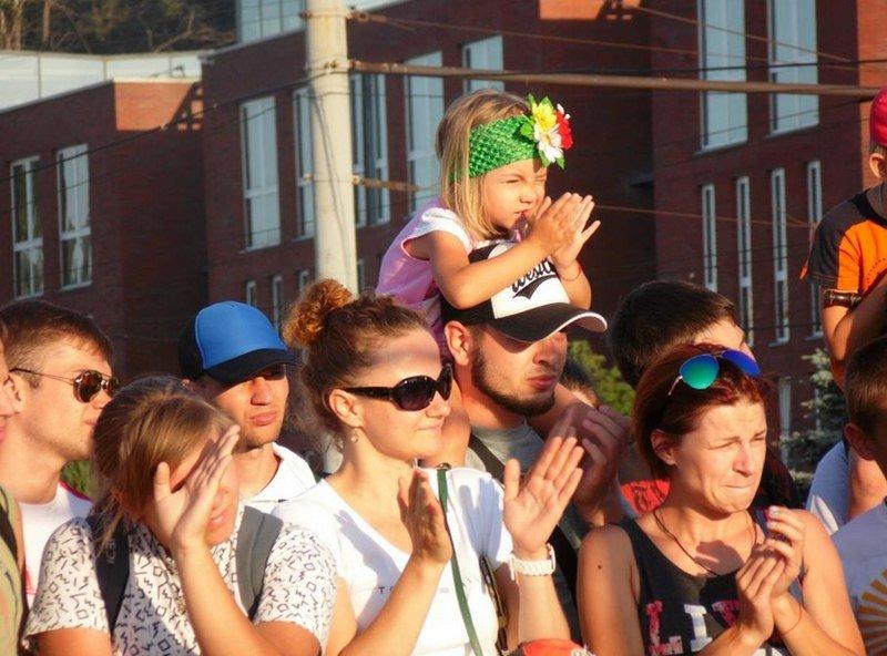 В Днепропетровске прошел фестиваль «Street WorkOut» (фото) - фото 9