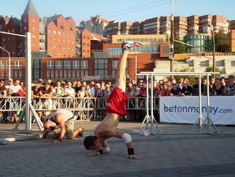 В Днепропетровске прошел фестиваль «Street WorkOut» (фото) - фото 4