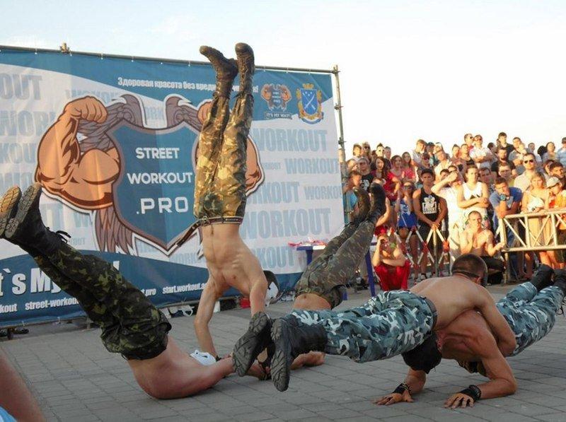 В Днепропетровске прошел фестиваль «Street WorkOut» (фото) - фото 3
