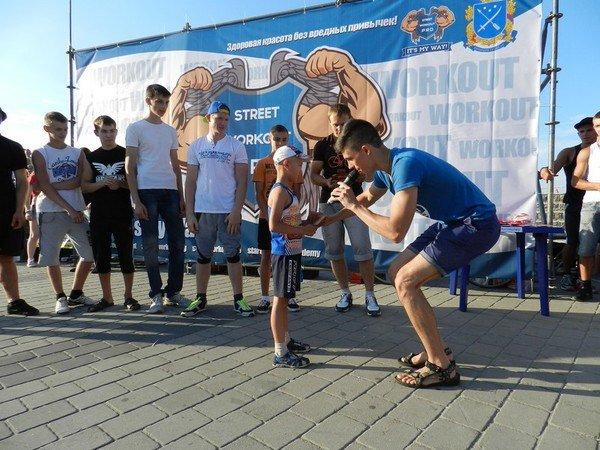 В Днепропетровске прошел фестиваль «Street WorkOut», фото-2