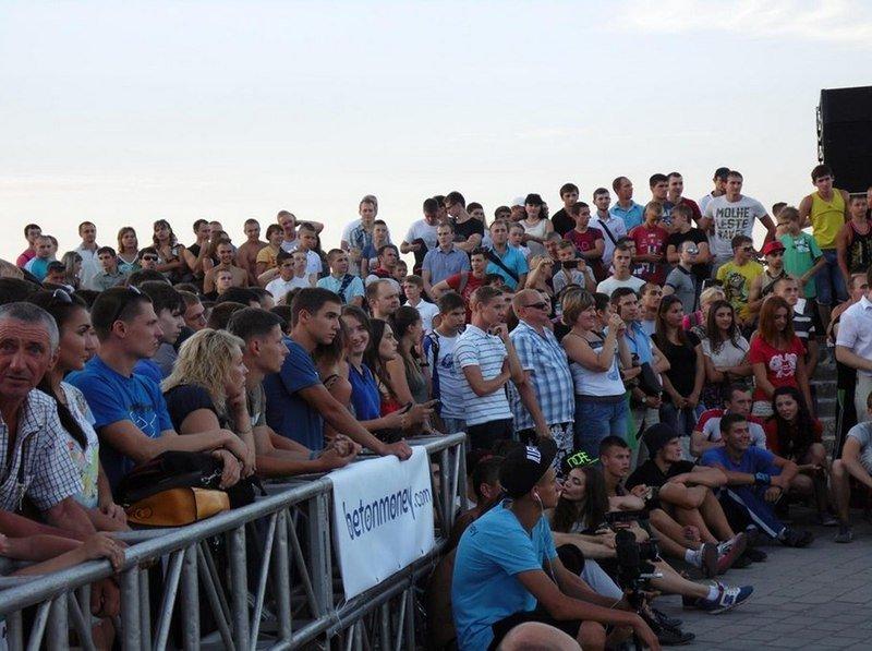 В Днепропетровске прошел фестиваль «Street WorkOut» (фото) - фото 7