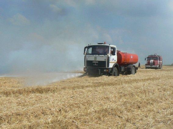30 липня на Раково горіло поле, можливий підпал (ФОТО) (фото) - фото 2