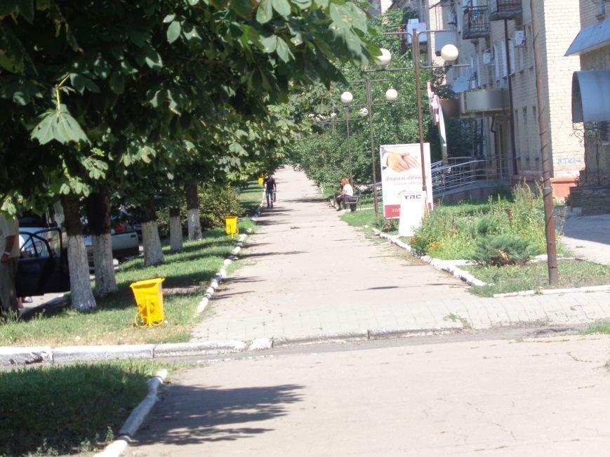 В Красноармейске преобразились мусорные контейнеры (фото) - фото 2