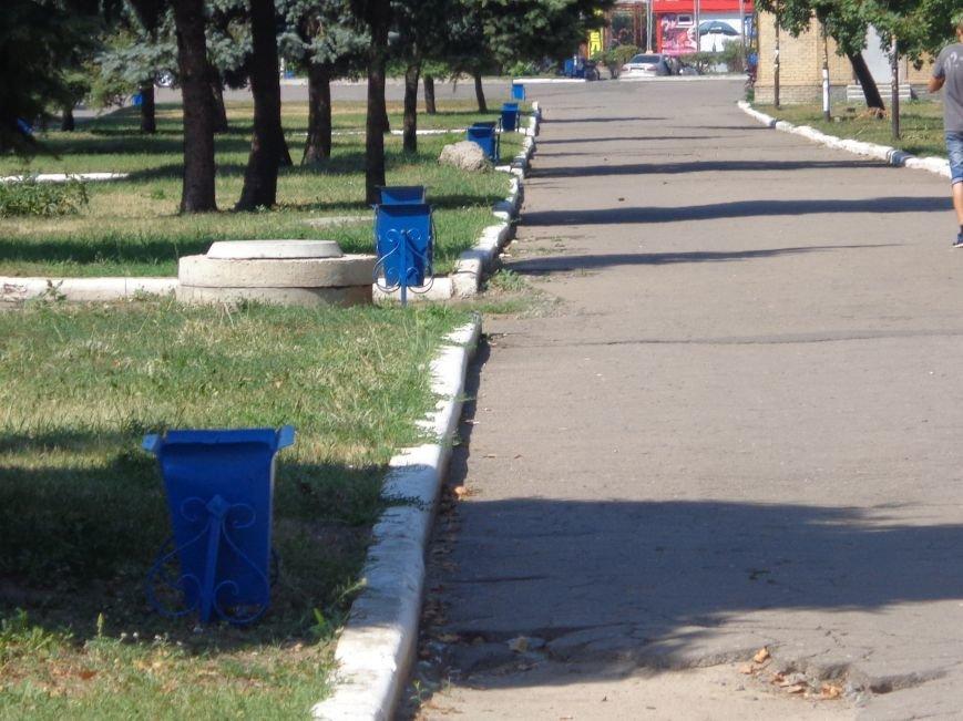 В Красноармейске преобразились мусорные контейнеры (фото) - фото 4