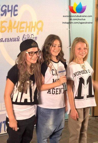 Троє фіналістів на дитяче «Євробачення-2015» - прикарпатці (ФОТО) (фото) - фото 1