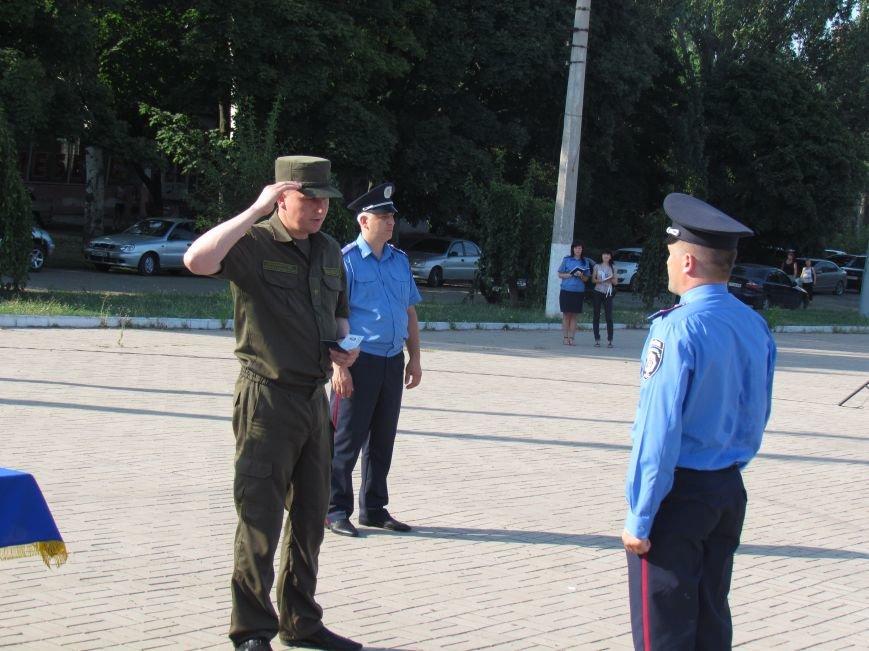 Мариупольские правоохранители получили статус участников АТО (ФОТО), фото-9