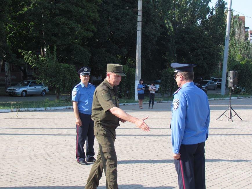 Мариупольские правоохранители получили статус участников АТО (ФОТО), фото-8
