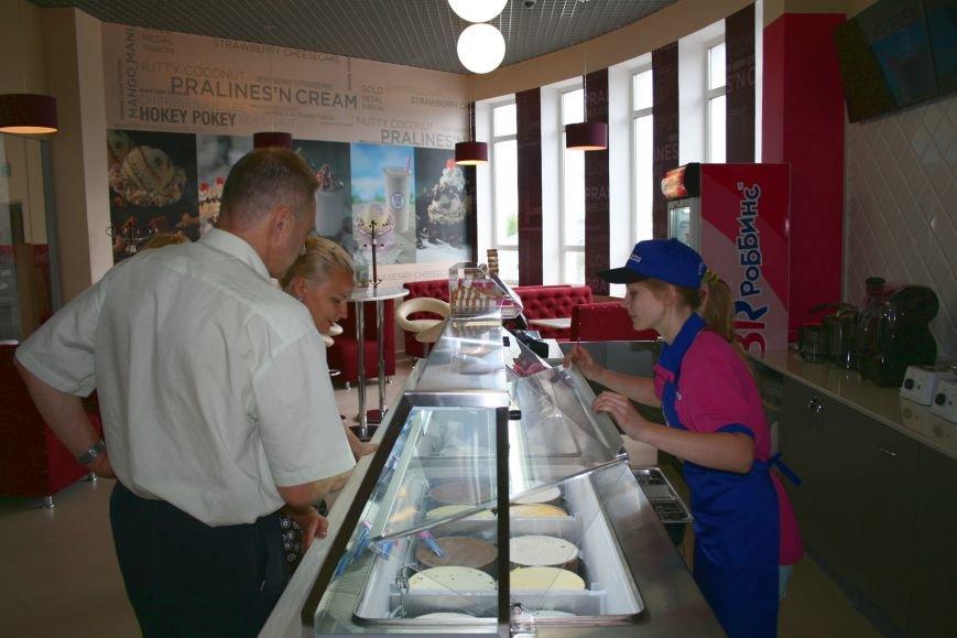 Для всех любителей мороженого в Троицке открылось знаменитое кафе «Баскин Роббинс!» (ФОТО), фото-3