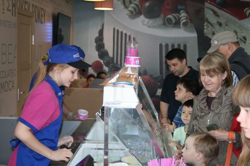 Для всех любителей мороженого в Троицке открылось знаменитое кафе «Баскин Роббинс!» (ФОТО), фото-9