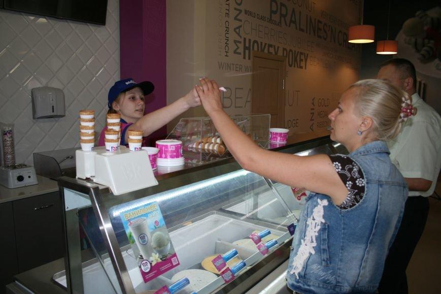 Для всех любителей мороженого в Троицке открылось знаменитое кафе «Баскин Роббинс!» (ФОТО), фото-8