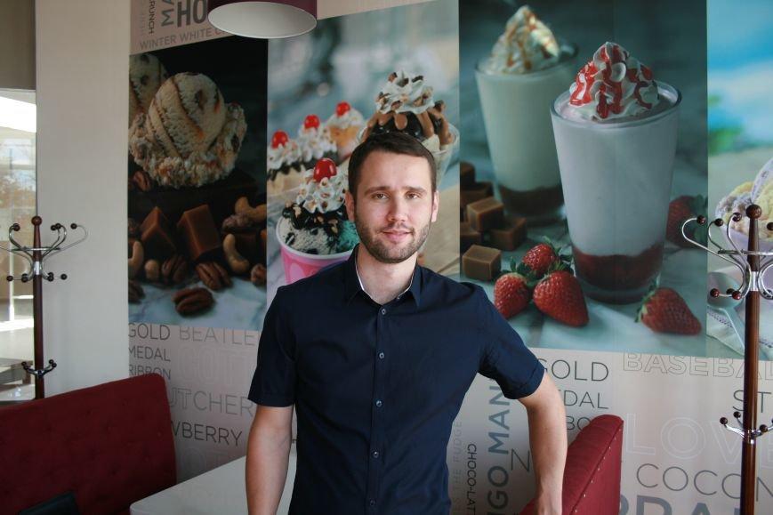 Для всех любителей мороженого в Троицке открылось знаменитое кафе «Баскин Роббинс!» (ФОТО), фото-1
