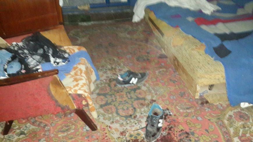 В милиции Днепродзержинска рассказали подробности поножовщины на улице Матросова, фото-2