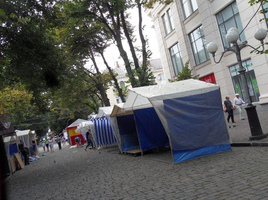 Чи потрібно «Шкільний ярмарок» розміщати в центрі Полтави (фото) - фото 1