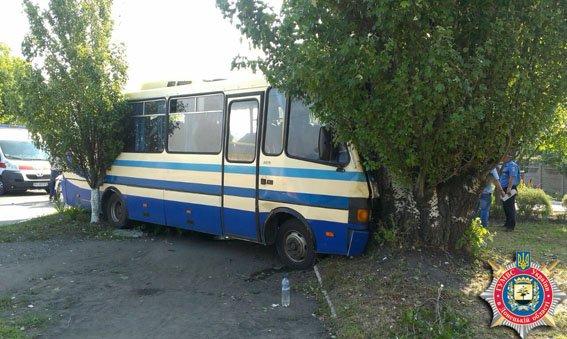 ДТП в Димитрове: 6 пассажиров госпитализированы (фото) - фото 3