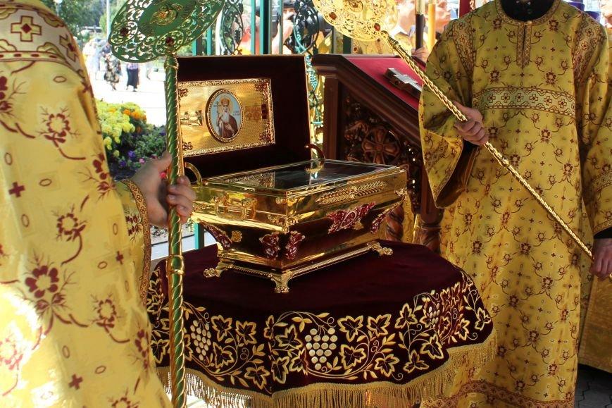 В Белгороде прошёл крестный ход с мощами святого равноапостольного князя Владимира, фото-5