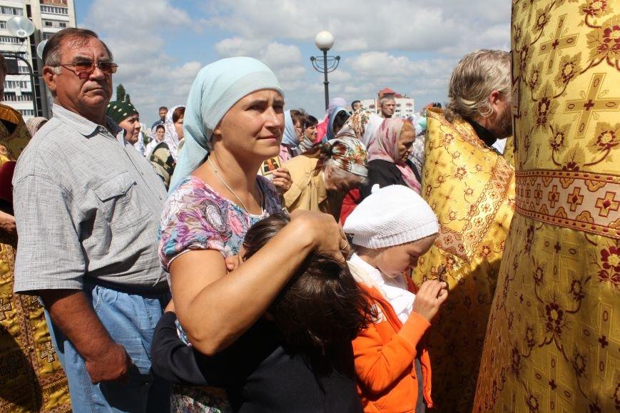 В Белгороде прошёл крестный ход с мощами святого равноапостольного князя Владимира, фото-8