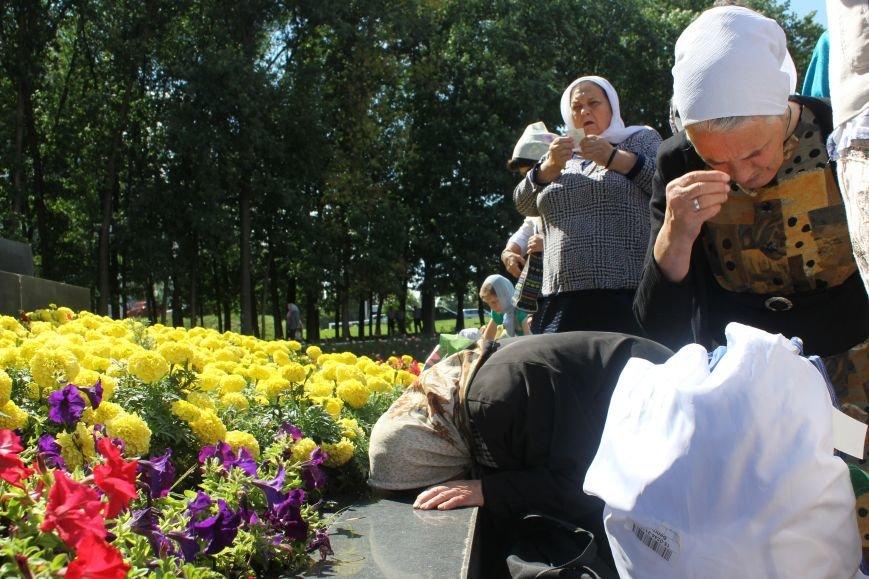 В Белгороде прошёл крестный ход с мощами святого равноапостольного князя Владимира, фото-9
