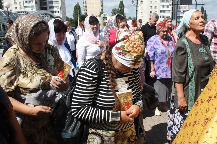 В Белгороде прошёл крестный ход с мощами святого равноапостольного князя Владимира, фото-6