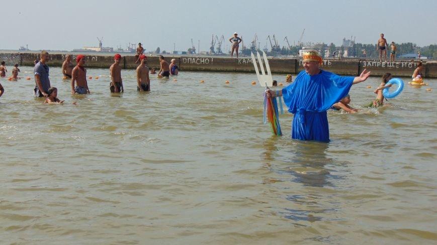 На мариупольский пляж высадился десант пиратов (ФОТО) (фото) - фото 1
