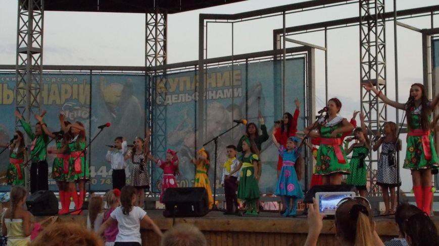 Для бердянцев и гостей города прошел концерт-подарок (фото) - фото 5