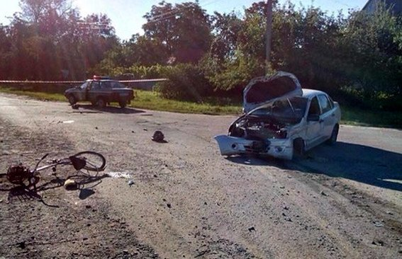 Страшна аварія на Полтавщині: є потерпілі. Фото (фото) - фото 1