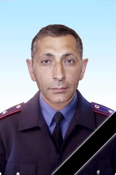 В Запорожье от ранения, полученного в зоне АТО, умер милиционер (фото) - фото 1