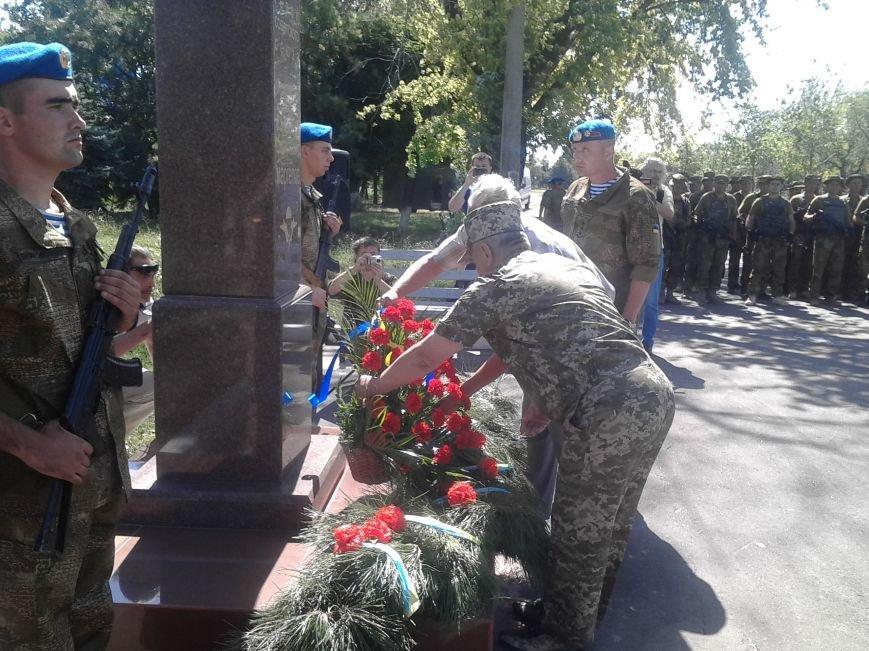 В Мариуполе празднуют День десантника (ФОТО), фото-9
