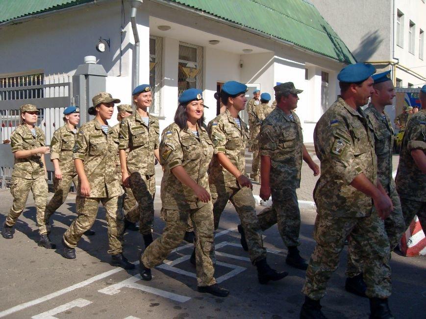 Николаевцы почтили память десантников, погибших на Донбассе (ФОТО) (фото) - фото 1