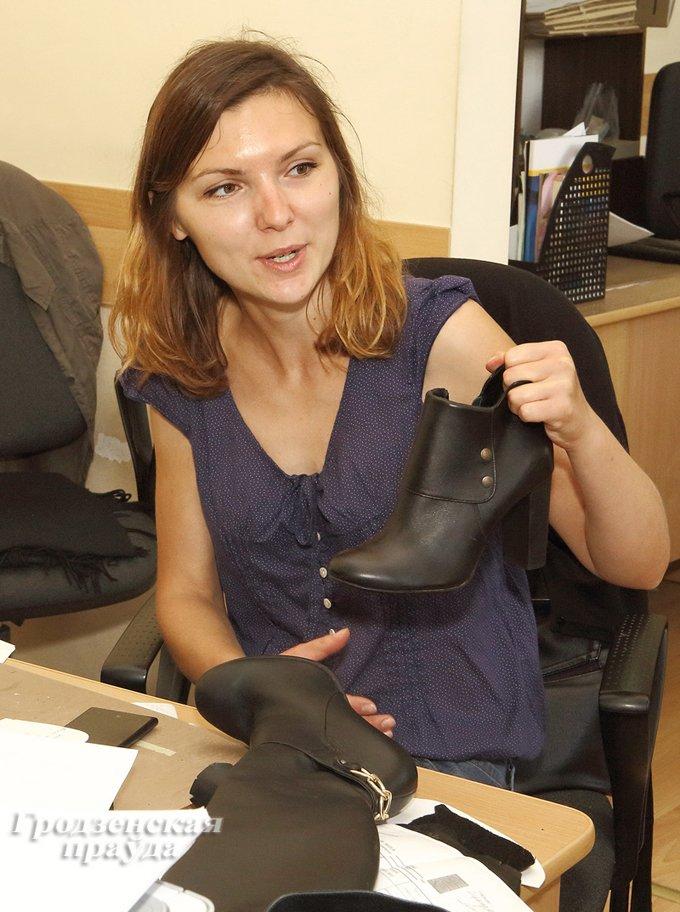 Фоторепортаж: как производится обувь на гродненской фабрике «Неман» (фото) - фото 2