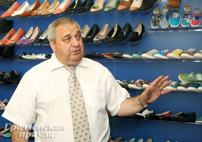 Фоторепортаж: как производится обувь на гродненской фабрике «Неман» (фото) - фото 4