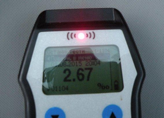 Водитель в опьянении 2,67 промилле «колесил» по николаевским дорогам (ФОТО+ВИДЕО) (фото) - фото 1