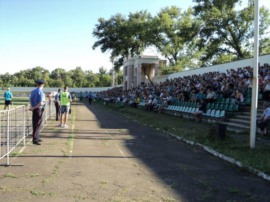 Краматорский «Авангард» проиграл криворожскому «Горняку», фото-1