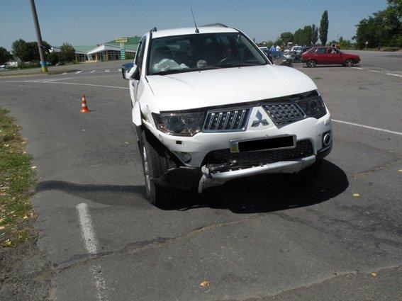 Под Южноукраинском столкнулись два автомобиля: есть пострадавшие (ФОТО) (фото) - фото 2