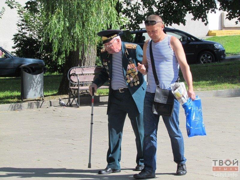 Фоторепортаж: в Гродно отметили День ВДВ (фото) - фото 3