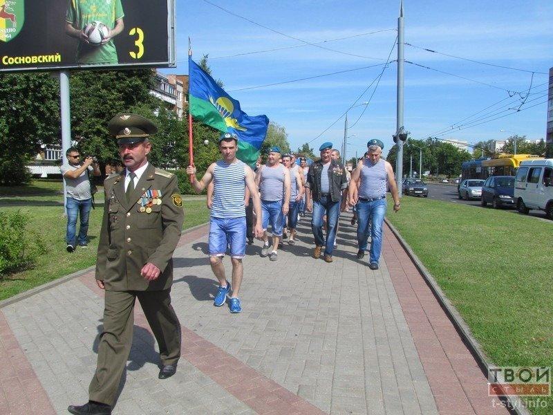 Фоторепортаж: в Гродно отметили День ВДВ (фото) - фото 7