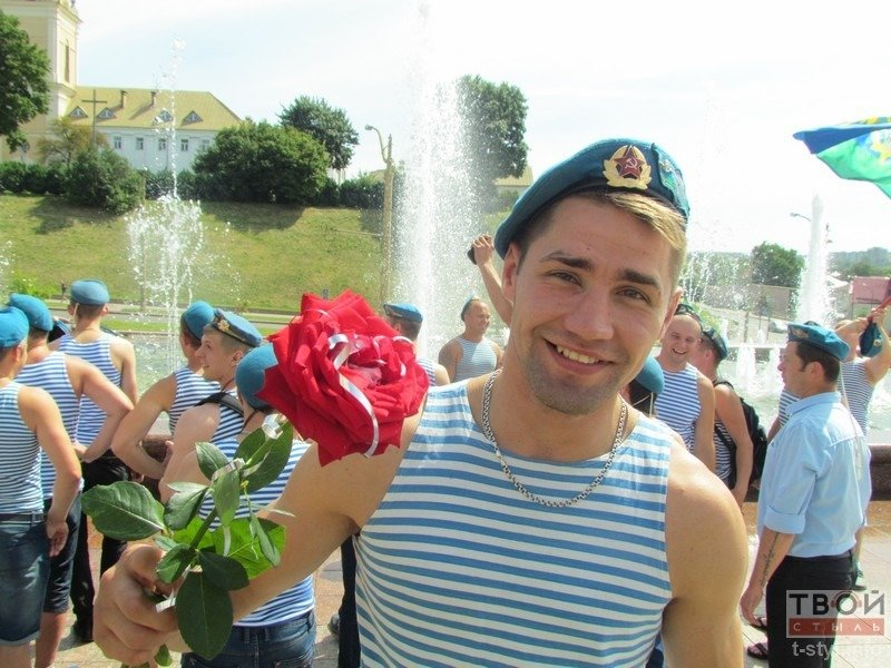 Фоторепортаж: в Гродно отметили День ВДВ (фото) - фото 18