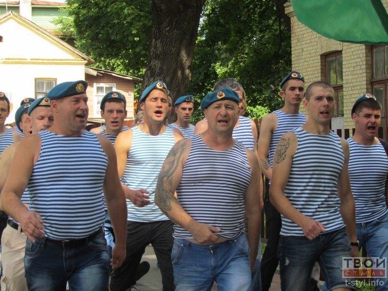 Фоторепортаж: в Гродно отметили День ВДВ (фото) - фото 11