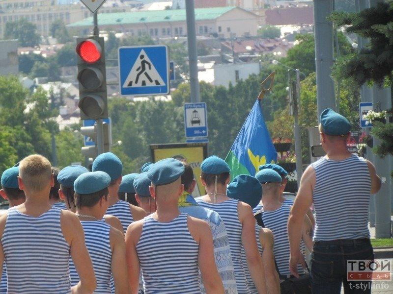 Фоторепортаж: в Гродно отметили День ВДВ (фото) - фото 9