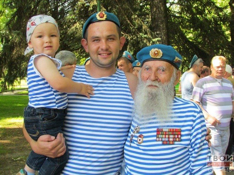 Фоторепортаж: в Гродно отметили День ВДВ (фото) - фото 1