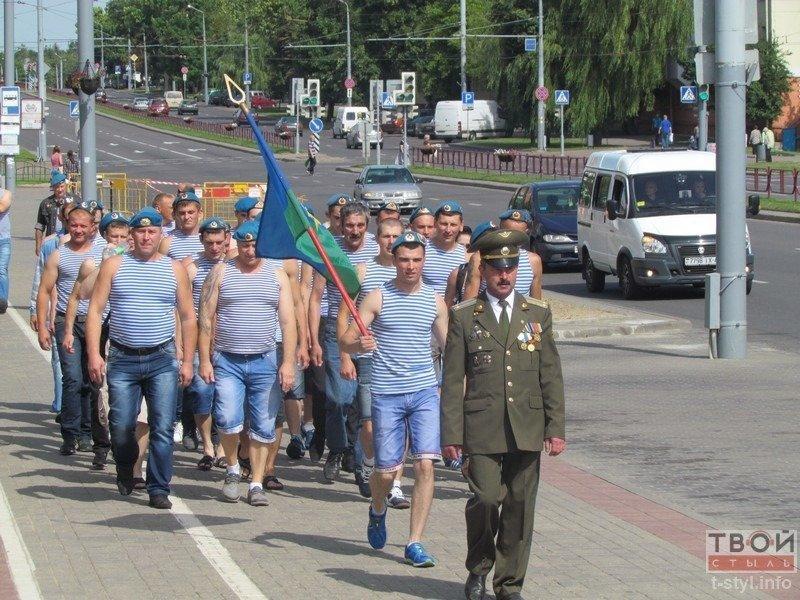 Фоторепортаж: в Гродно отметили День ВДВ (фото) - фото 8